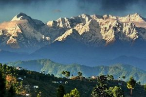Kumaon Hill Station